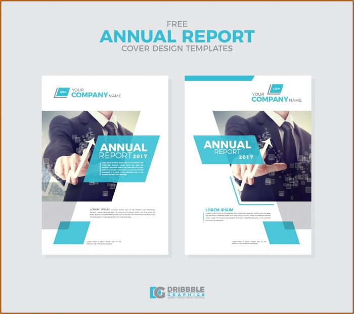 Annual Report Design Templates Free