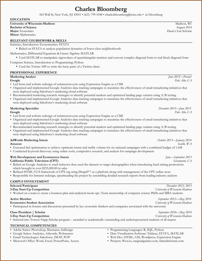 Ats Software Resume