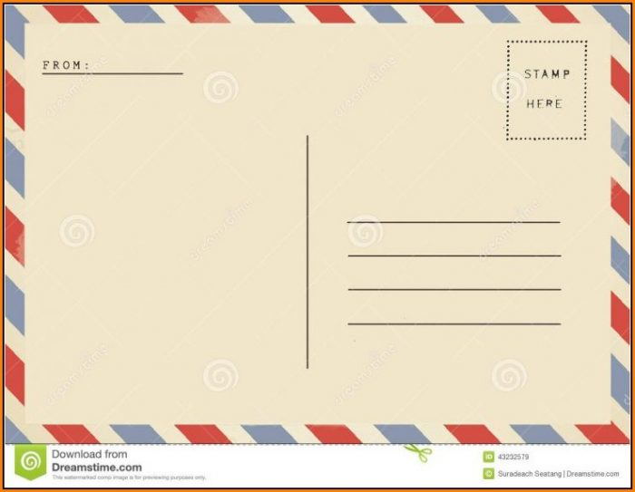 Avery Postcard Templates For Word