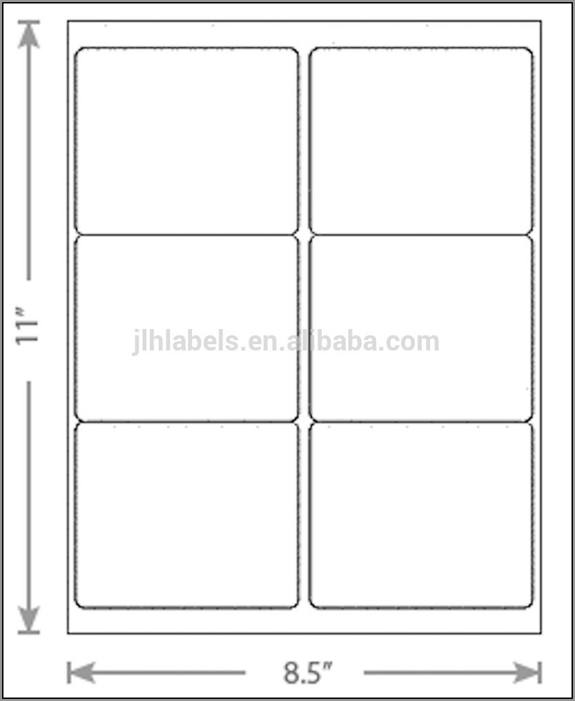 Avery Shipping Label Template 5168