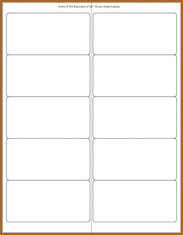 Avery Ticket Template 8 Per Sheet