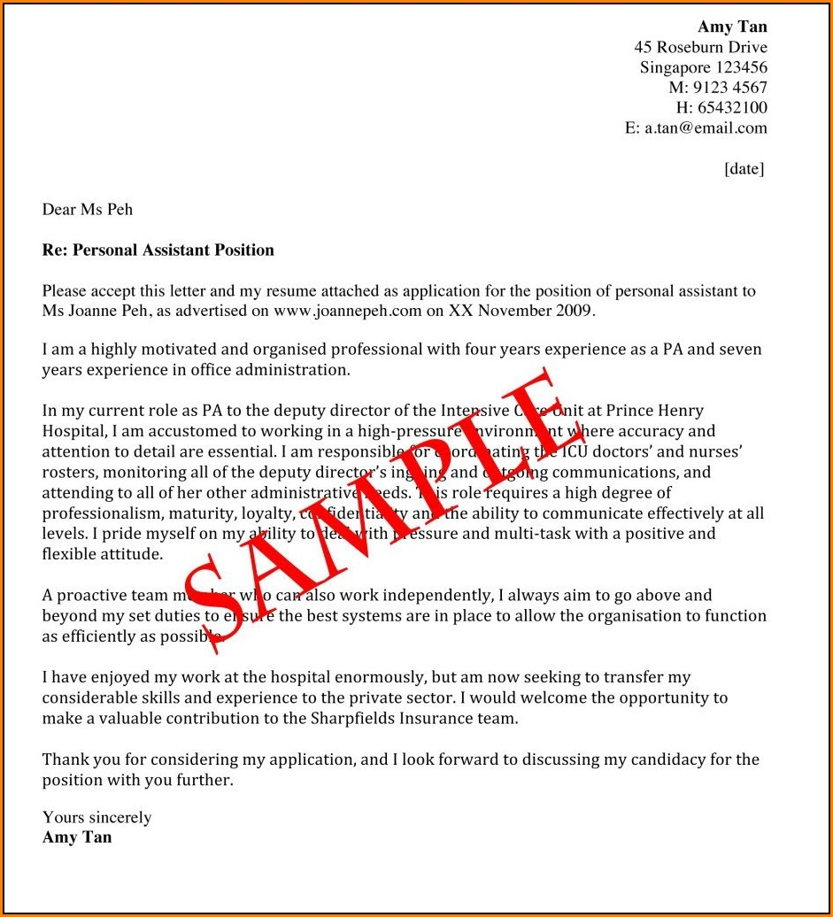 Create Resume Cover Letter Free Online