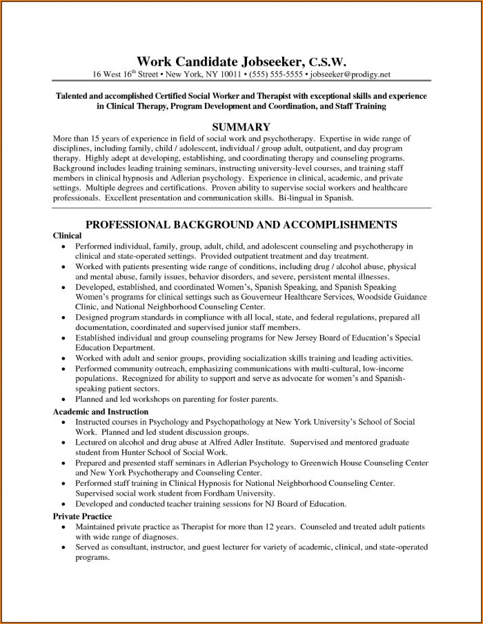 Examples Of Resumes For Warehouse Jobs