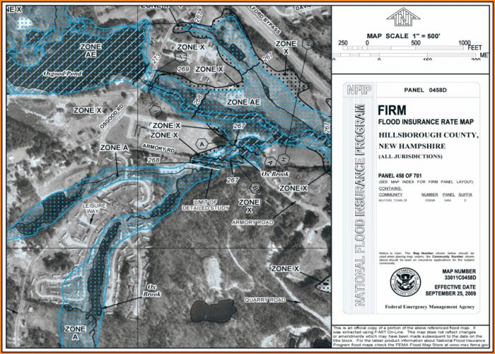Flood Insurance Rate Maps Fema