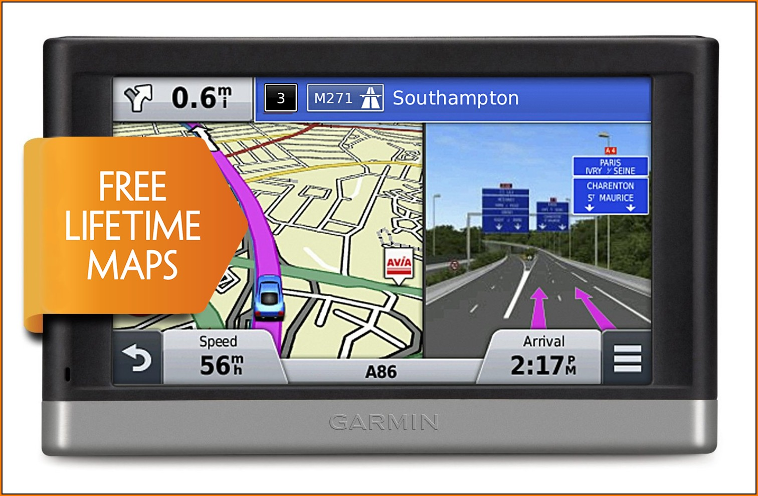 Free Garmin Nuvi Maps Uk