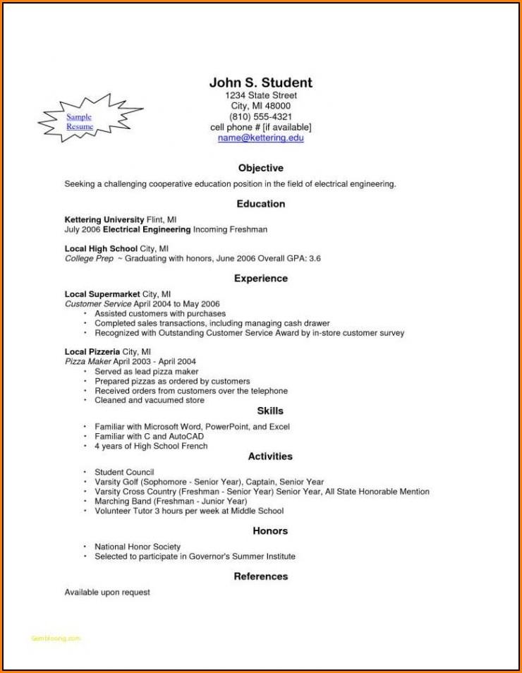 Free Online Resume Maker Quora