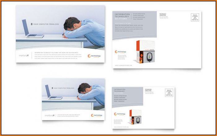 Free Postcard Templates For Publisher