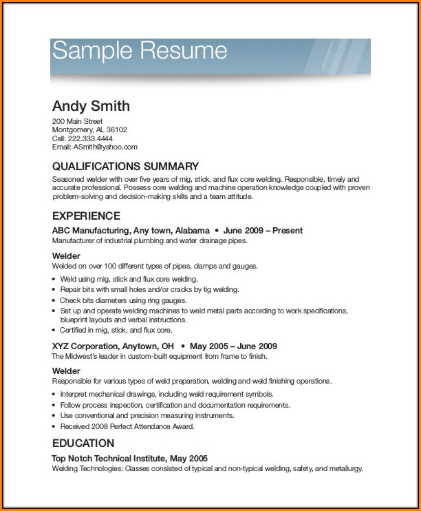 are there any truly free resume builders