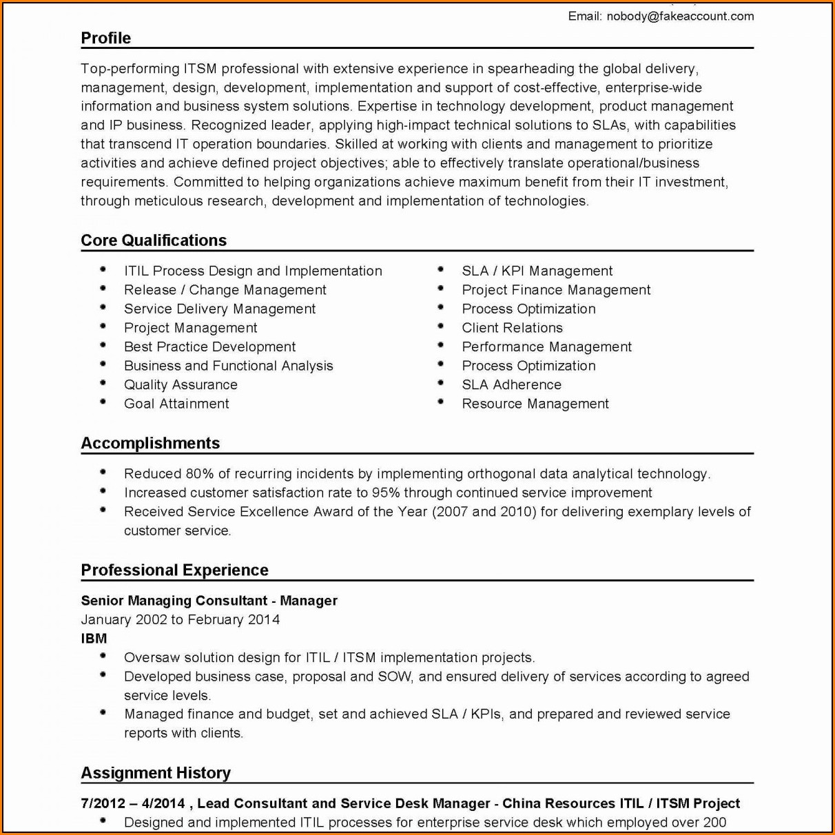 Free Stylish Resume Templates Word