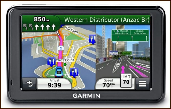 Garmin Gps Maps Australia