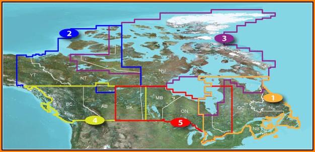 Garmin Maps Canada