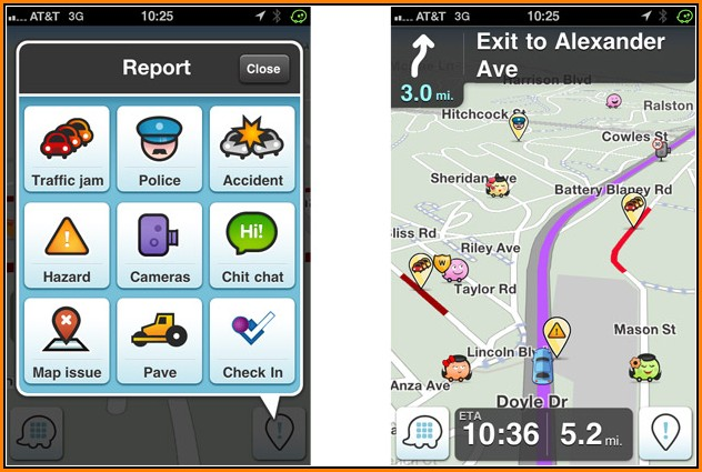 Gps Mapping App Iphone