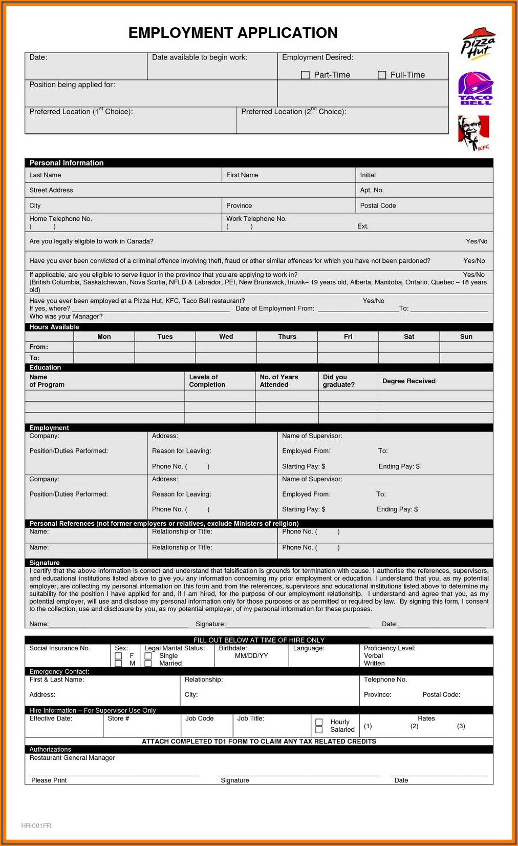 Job Application For Ups Package Handlers