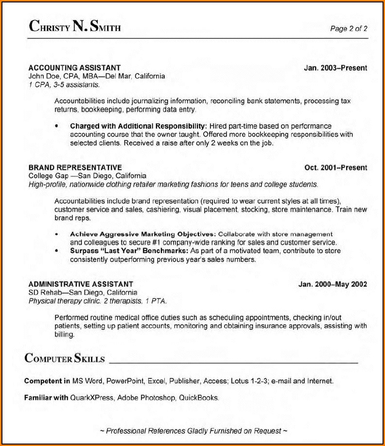 Medical Biller Resume Skills