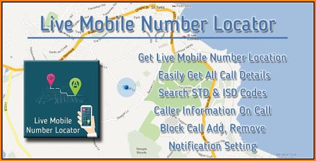 Mobile Number Locator On Google Map Live