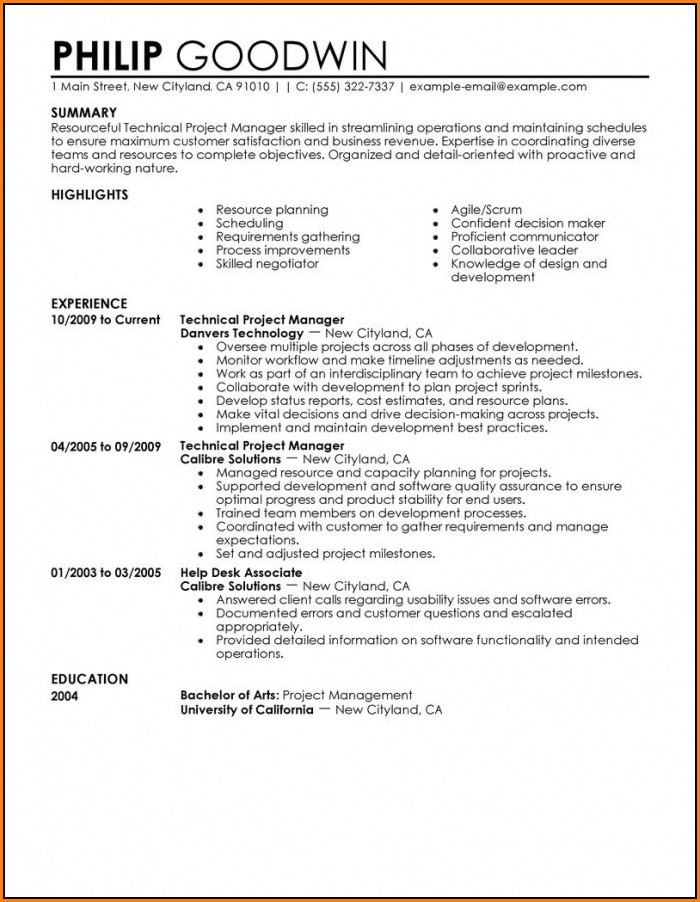 Nursing Resume Templates 2018