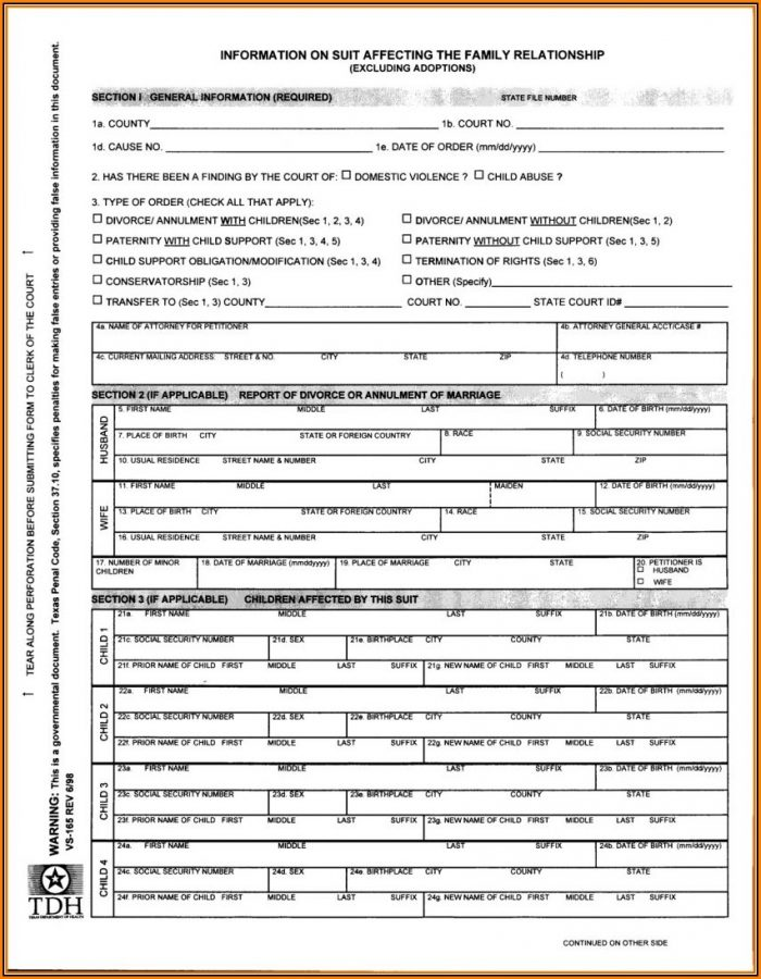Nys Divorce Forms Online