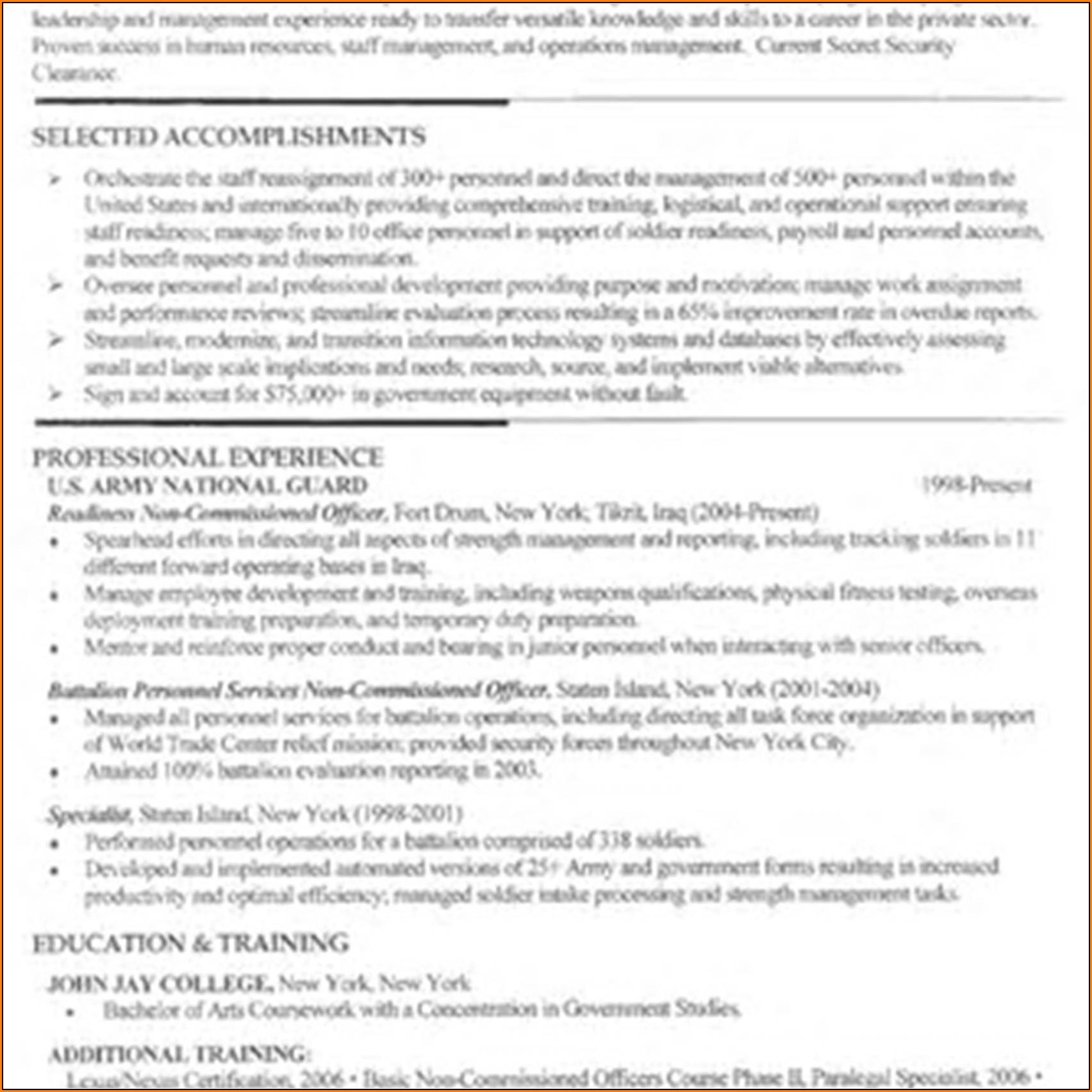 resume writing service reviews 2018