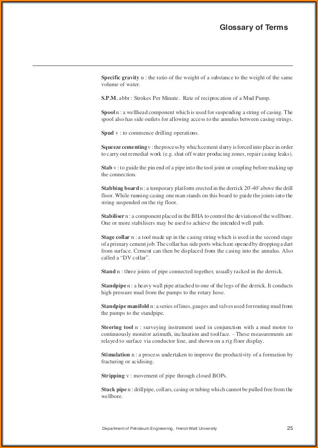 Roustabout Resume And Cover Letter