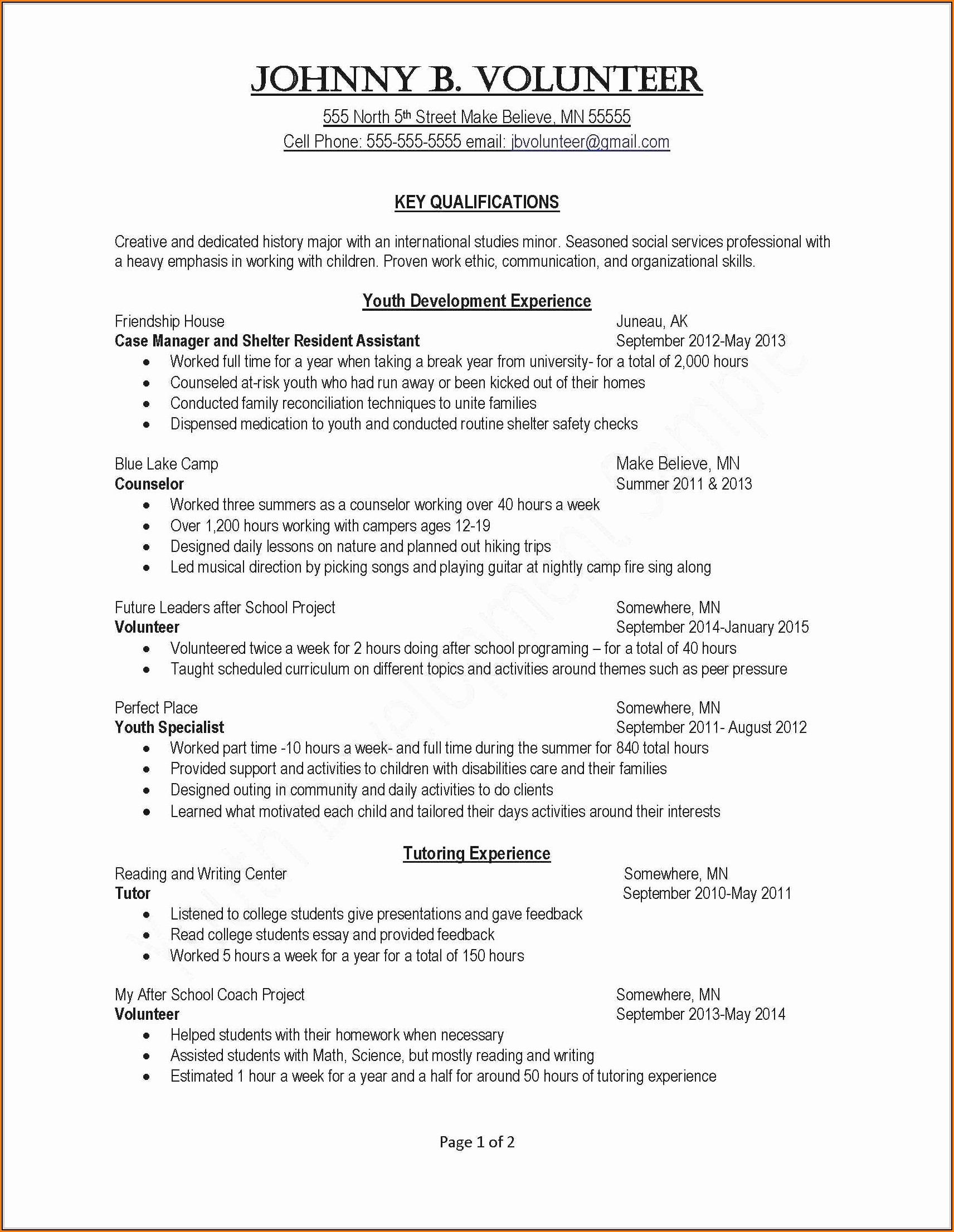 Social Worker Cover Letter Samples Free