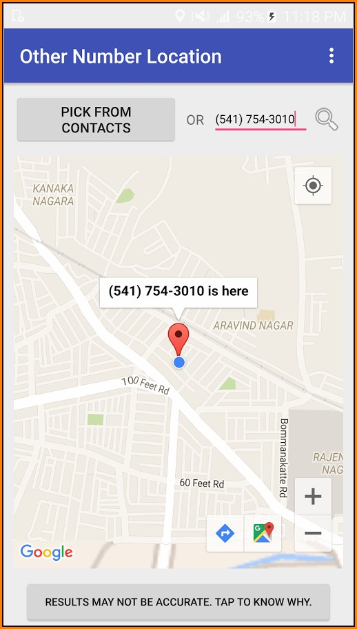 Trace Mobile Number Exact Location On Map Philippines