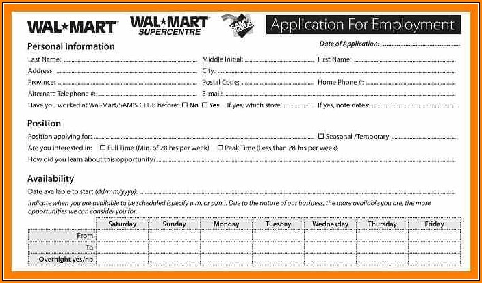 Walmart.com Job Applications