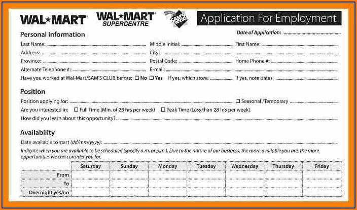 Walmart.com Job Applications