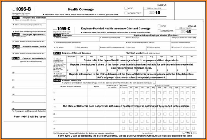 Aca Form 1095
