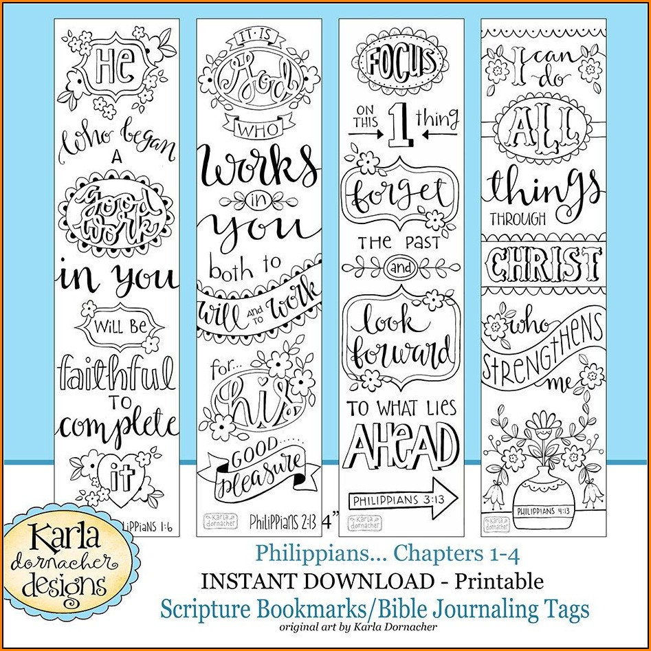 Bible Journaling Templates Pdf