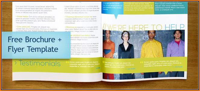 Business Brochure Templates Publisher