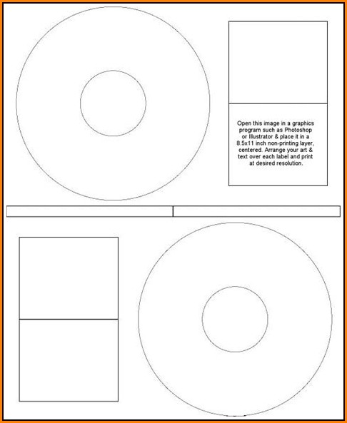 Cd Stomper Label Template
