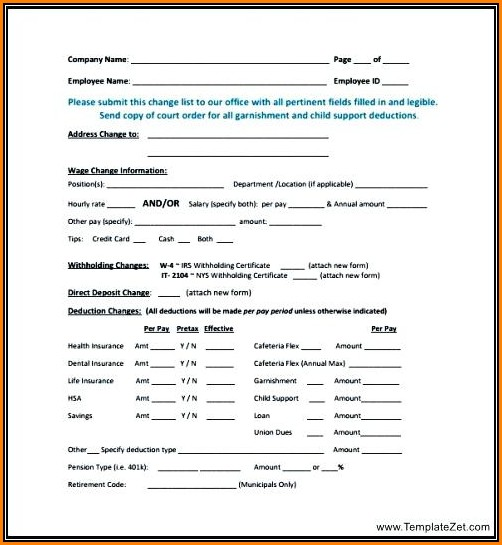 Certified Payroll Forms Excel Format