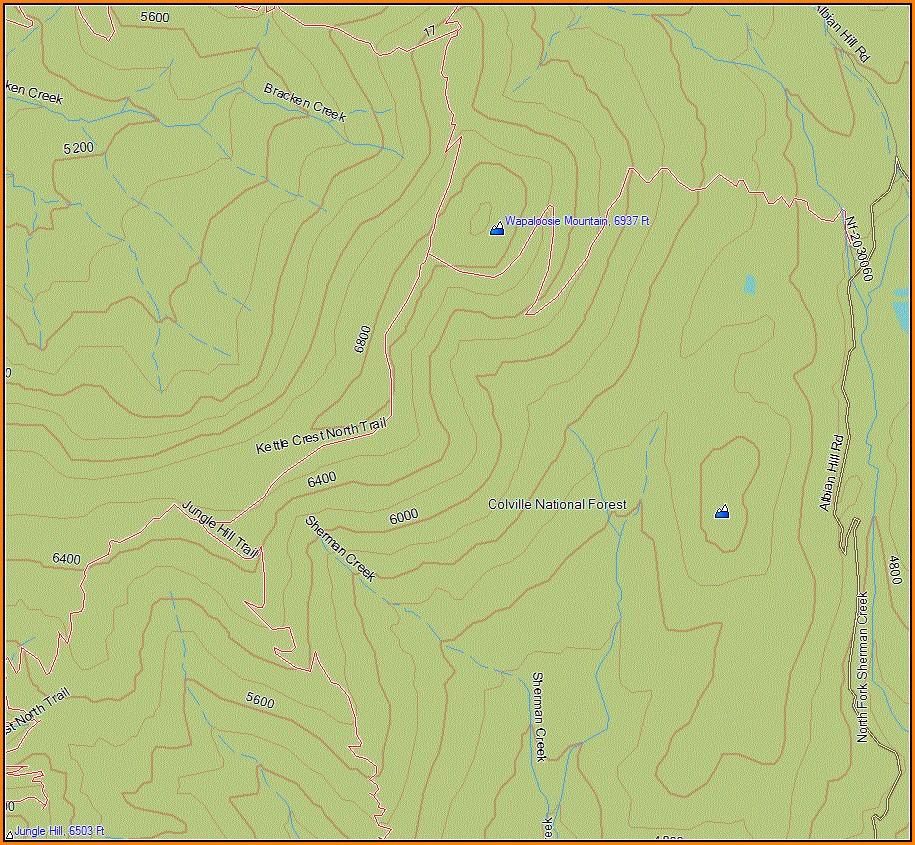 Garmin Trail Maps Free