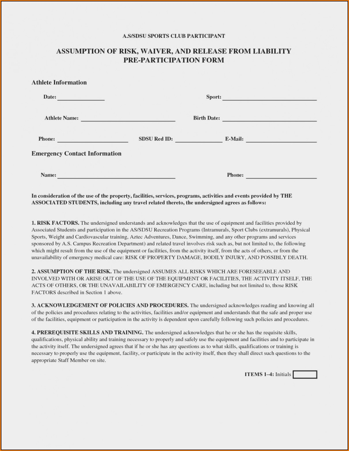 General Liability Acord Form 125 - Form : Resume Examples ...