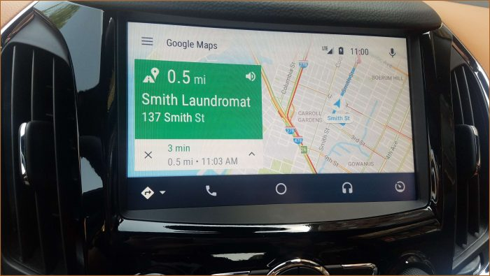 Google Maps In Car Navigation Gps