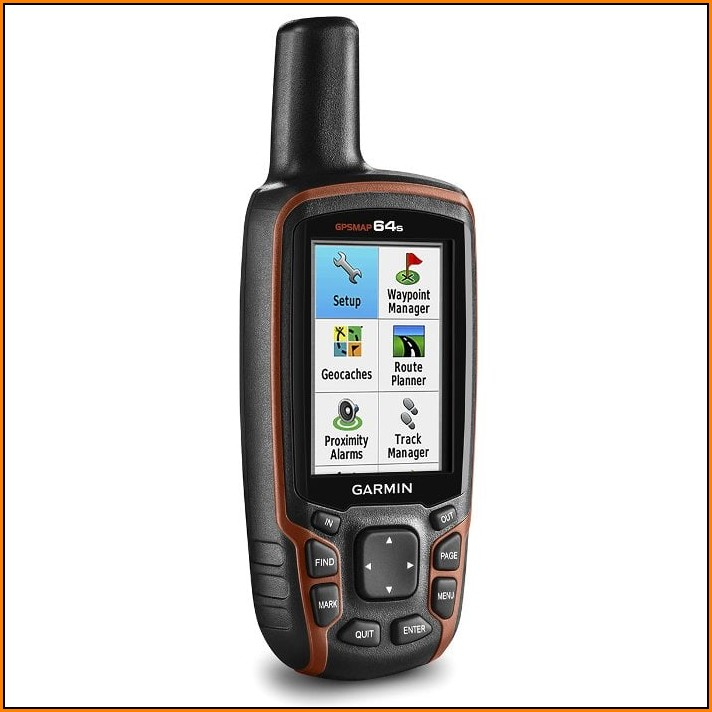 Gps Garmin Map 64s
