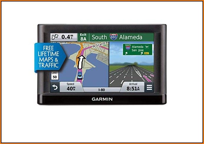 Gps Lifetime Maps And Traffic