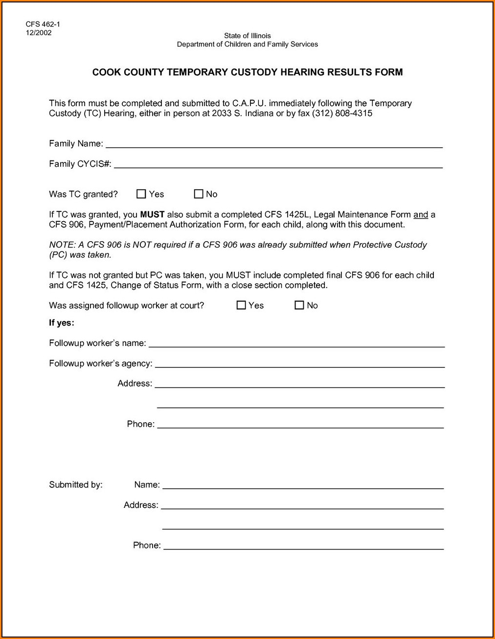 Guardianship Forms Texas