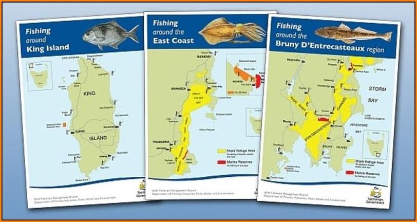 Hot Spot Fishing Maps