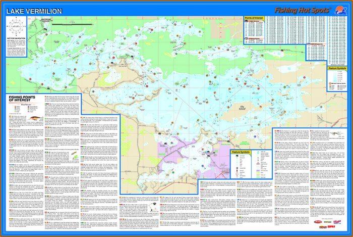 Lake Wallenpaupack Map  map