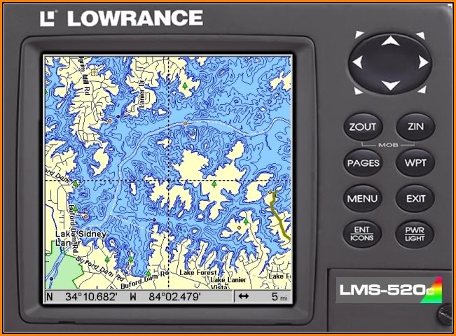 Lowrance Lake Maps Download