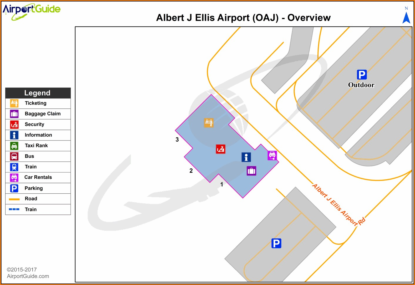 Map Of Dane County Airport