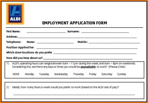 Mcdonalds Online Job Application Answers