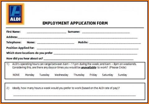Mcdonalds Online Job Application Answers