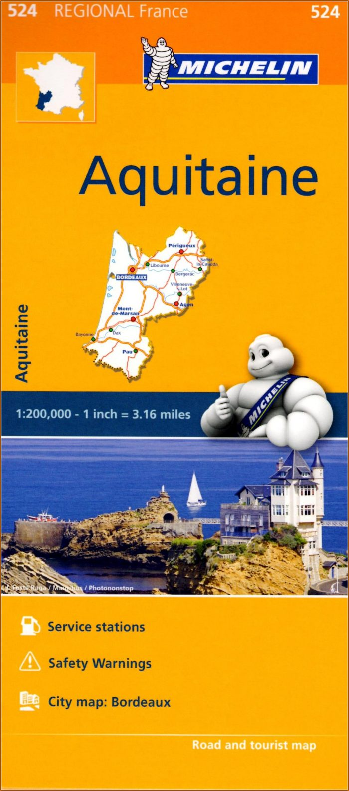 Michelin Maps France Online