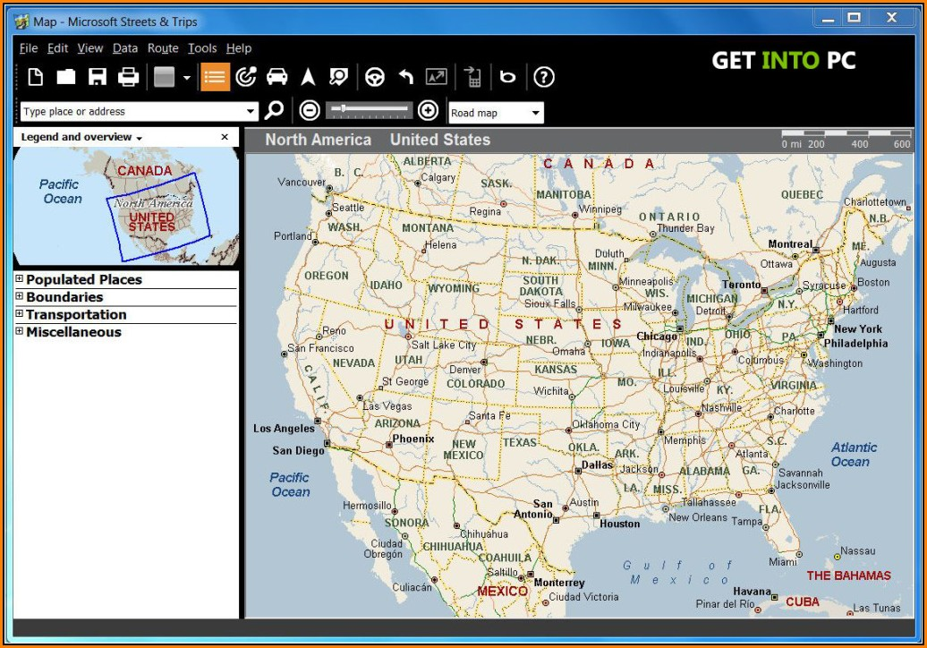 Microsoft Mappoint Download