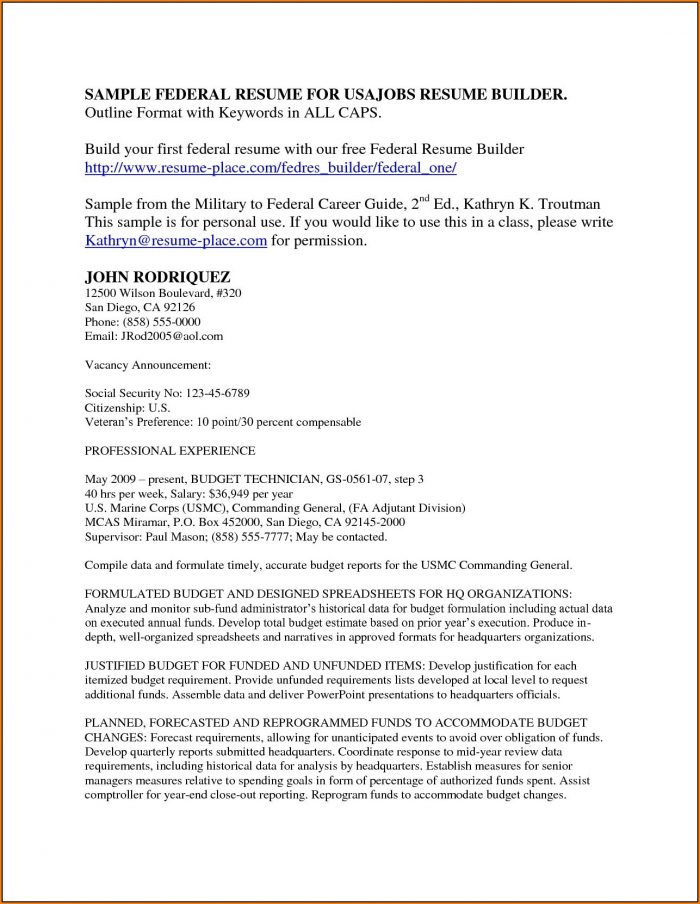 Monster Resume Writing Review