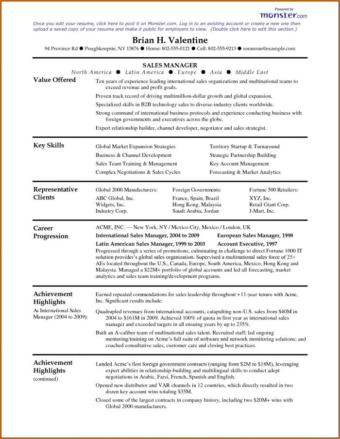 Monster Resume Writing Service Cost