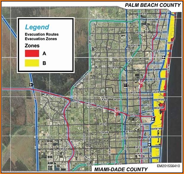 Naples Florida Flood Zone Map