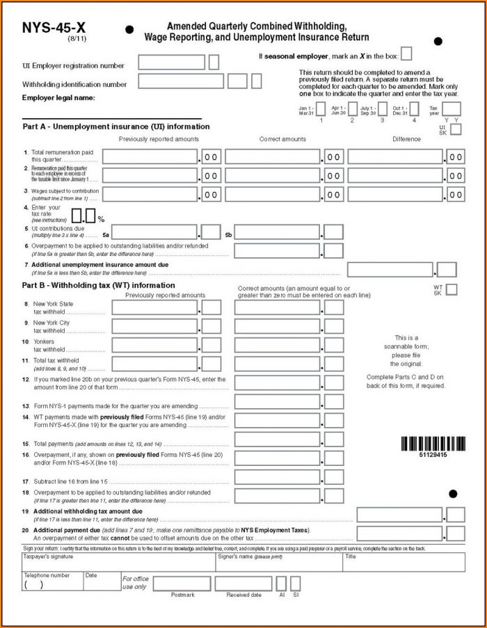 Nys Disability Forms